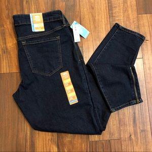 <Old Navy> Rock Star Super Skinny Dark Wash Jeans